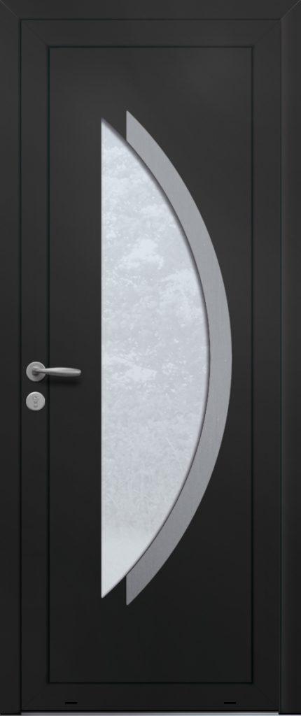 Porte d'entrée moderne belize